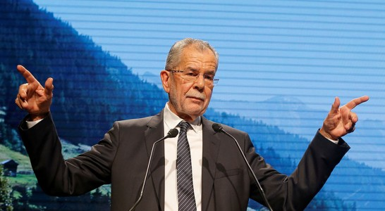 Golpe al populismo de ultraderechas en las presidenciales austriacas