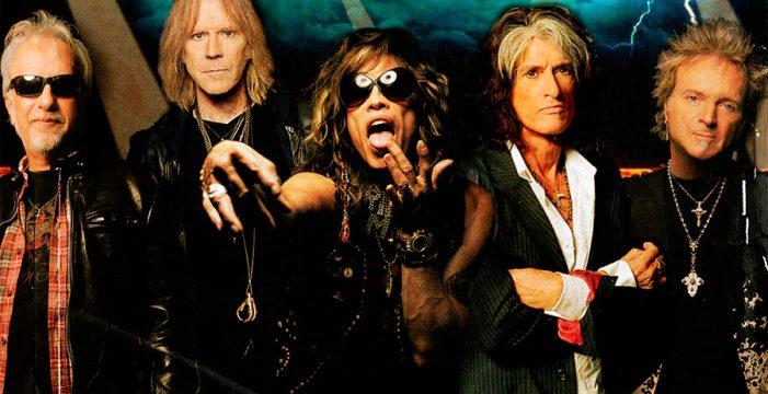 Aerosmith dormirá en el Sur de Tenerife