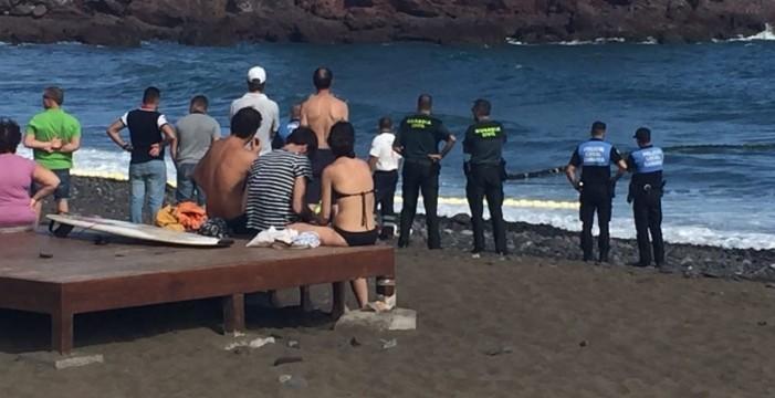 Canarias registra un 31% más de ahogados entre enero y noviembre