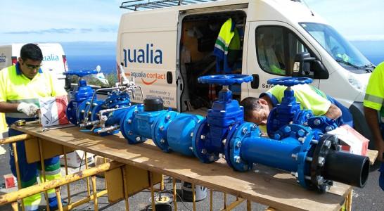 Las nuevas inversiones de Aqualia ya se notan