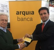 Arquia Banca colabora con el Banco de Alimentos