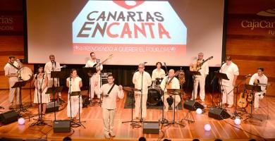 'Canarias EnCanta' enseña folclore a 6.400 escolares