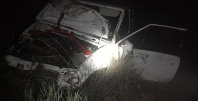 Un joven de 23 años se precipita con su vehículo por un barranco de Arona