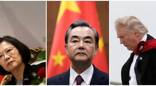 El contacto de Trump con la presidenta de Taiwán desata su primera crisis con China