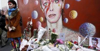 La muerte de David Bowie y el reecuentro de OT, entre los números más buscados del Sorteo de Navidad