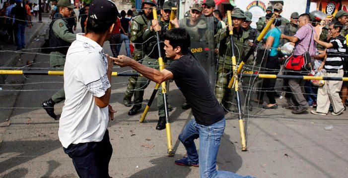 Más de 200 detenidos a causa de los disturbios desatados por el canje monetario en Venezuela