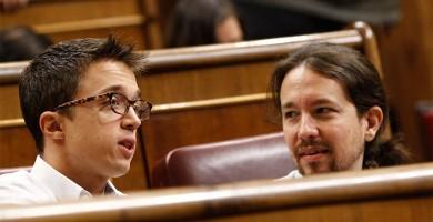 Diputados de Podemos analizan sin Iglesias cómo mejorar su forma de trabajar en el Congreso