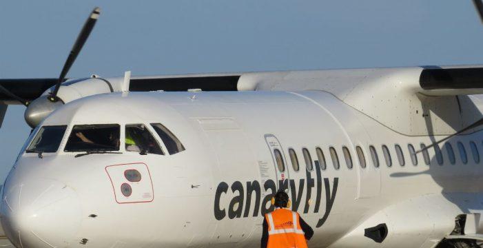 Canaryfly abre en agosto la ruta Tenerife-El Hierro