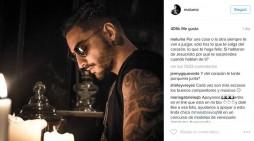Maluma se defiende de las críticas comparándose con Jesucristo