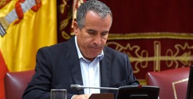 """Cabrera: """"Clavijo no tiene ningún mandato del partido para pactar con el PP"""""""