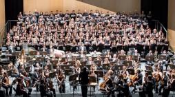 La soprano Leonor Bonilla acompaña a la OST en el Concierto Coral Sinfónico