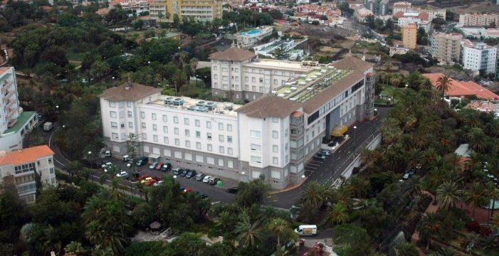 El Ayuntamiento cede al Cabildo una parcela anexa al hotel Taoro  a cambio de su urbanización