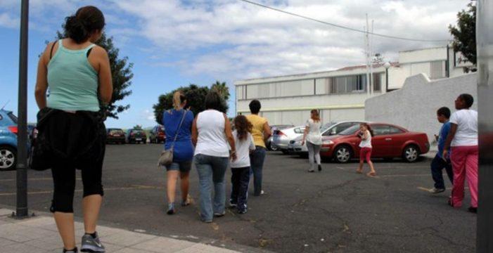 Roban material de música de un colegio del Puerto de la Cruz