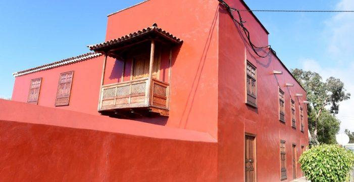 La Casa Roja se convertirá en una sala de estudio que estará conectada con la ULL
