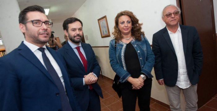El municipio inaugura su primer centro de alzheimer que ya cuenta con 17 usuarios