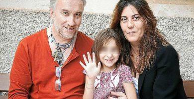 Los padres de Nadia practicaban sexo delante de la niña