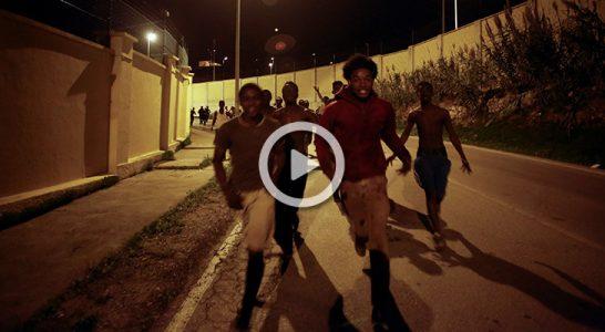 El Gobierno cifra en 438 los inmigrantes que han saltado la valla en Ceuta