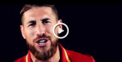 El vídeo más visto de 2016 en Youtube tiene mucho que ver con Sergio Ramos