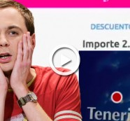 Sheldon Cooper no vendrá a Canarias por Navidad