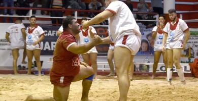 El Tijarafe Guanche gana al Rosario y afianza su brillante liderato