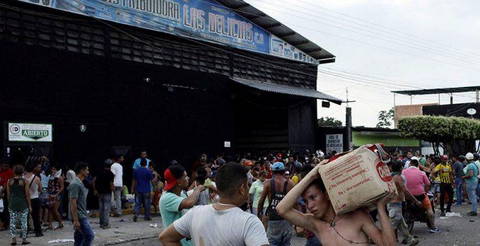 """El PSOE dice que la crisis en Venezuela es """"responsabilidad de los venezolanos"""", no solo de Maduro"""