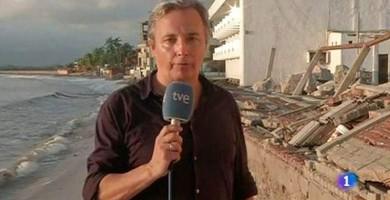 El enviado de TVE a La Habana, retenido durante dos horas junto al periodista Reinaldo Escobar, al que entrevistaba