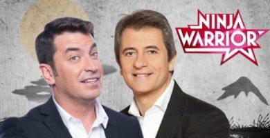 Manolo Lama presentará el concurso 'Nija Warrior' en Atresmedia junto a Arturo Valls