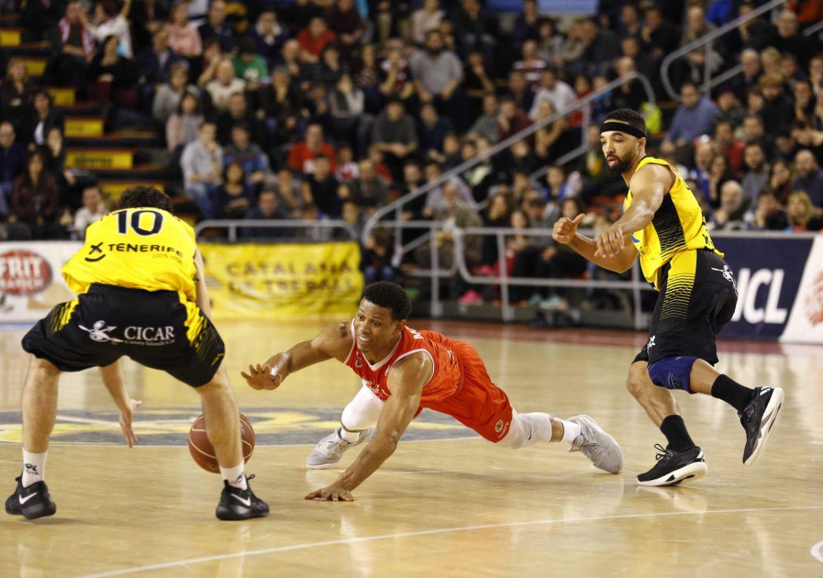 Manresa vs Iberostar Tenerife | FOTO: ACBMEDIA
