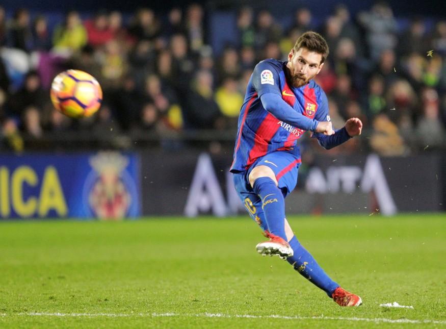 Villarreal vs Barcelona | FOTO: REUTERS/Heino Kalis