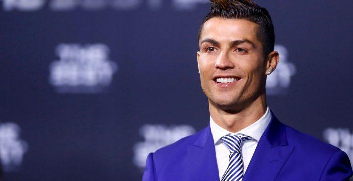 Cristiano Ronaldo, mejor jugador del mundo según la FIFA