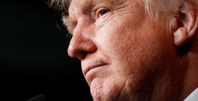 """Trump promete un """"histórico"""" aumento del gasto militar para """"ganar guerras"""""""