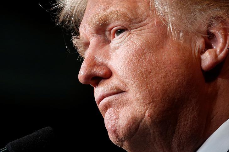 Donald Trump | REUTERS/Carlo Allegri