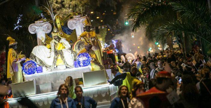 La Policía ofrece consejos para las familias durante las cabalgatas de Reyes