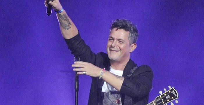 El concierto de Alejandro Sanz en Tenerife se aplaza a 2021