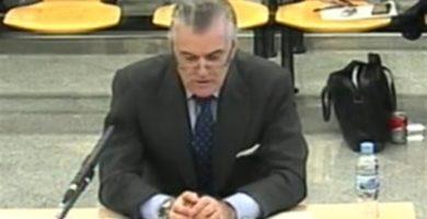 Luis Bárcenas confirma en su declaración que el PP tenía 'caja B'