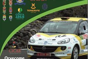 Cartel Rally Villa de Adeje