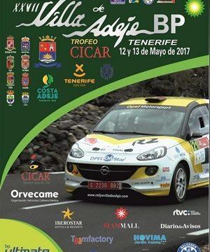 El Villa de Adeje BP Tenerife Trofeo Cicar premiará a los pilotos que asistan a la presentación