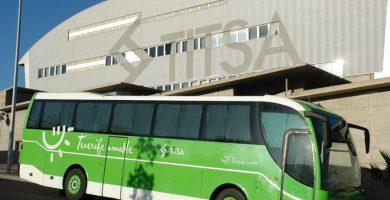 Los conductores de TITSA exigen seguridad o no cubrirán más la ruta de Añaza
