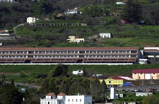 Hospital General en la isla de La Palma   DA