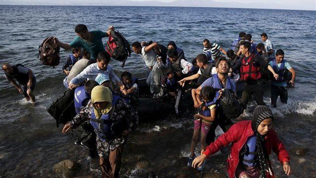 Al menos 219 inmigrantes y refugiados muertos en el Mediterráneo este año