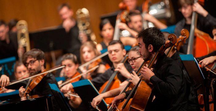 La Joven Orquesta de Canarias debuta a lo grande y con futuro