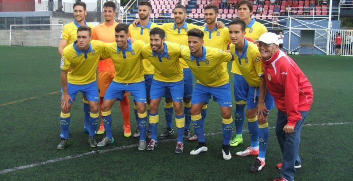 Los filiales de la UD Las Palmas apabullan a los del CD Tenerife