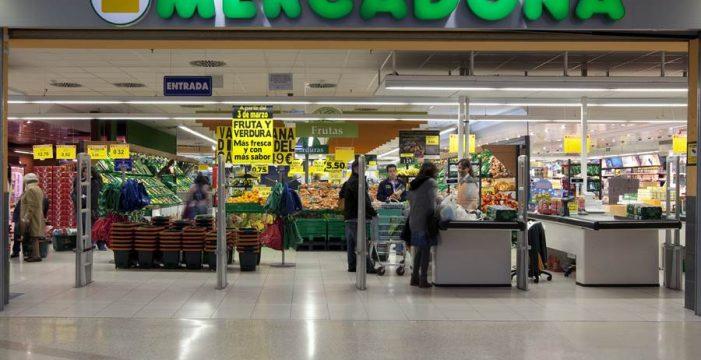Mercadona eleva un 6% sus ventas hasta los 24.305 millones en 2018 y aumenta beneficios un 84%