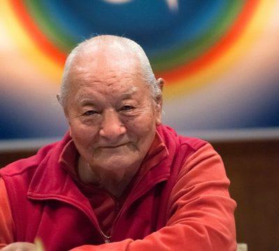Namkhai Norbu Rinpoche: la comtemplación de la propia mente