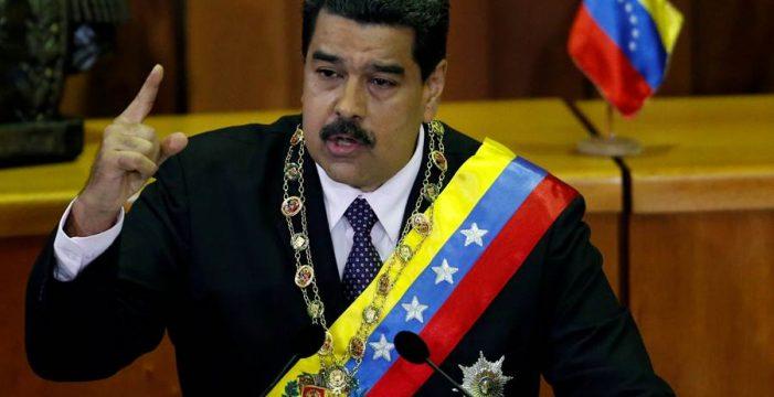 Maduro anuncia un acuerdo con Rusia para reestructurar la deuda externa