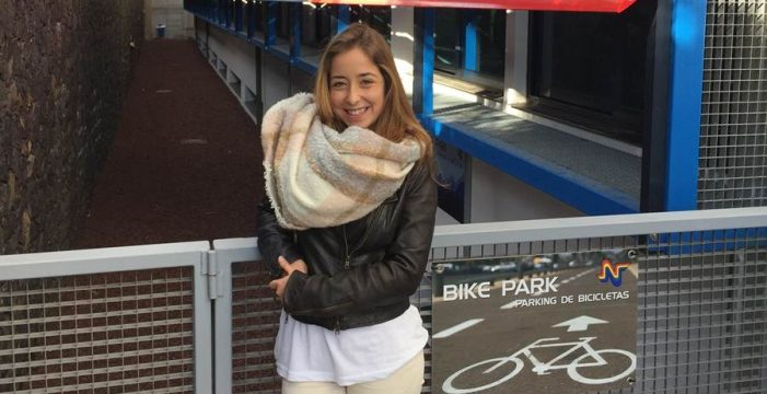 Una alumna del Nuryana recibe el premio extraordinario de la ESO