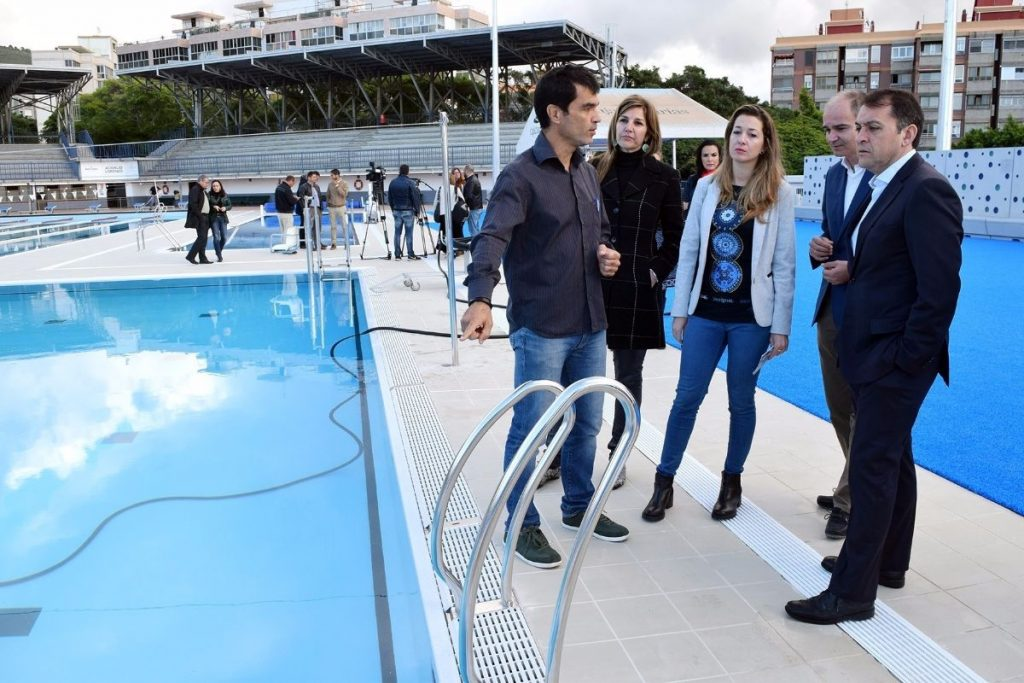 Piscina Acidalio Lorenzo de Santa Cruz de Tenerife | EUROPA PRESS