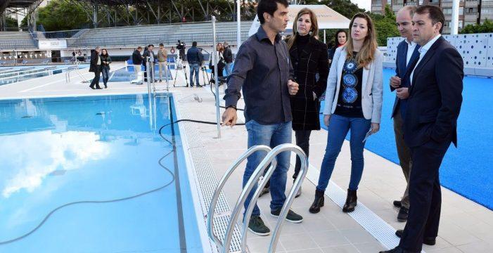 Santa Cruz será la sede de la XXXII Copa del Rey de waterpolo en febrero de 2018