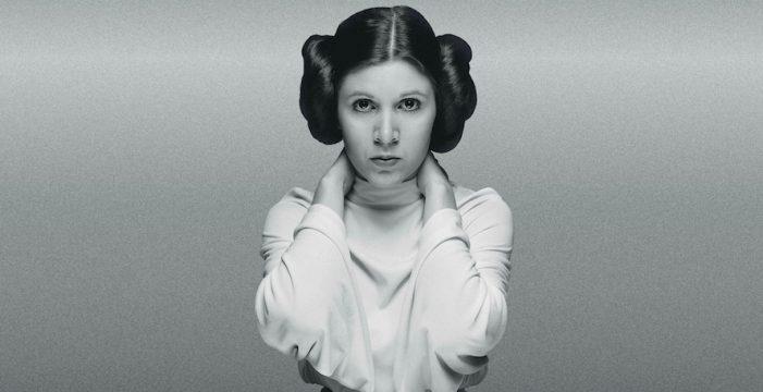 Disney gana 50 millones por la muerte de Carrie Fisher