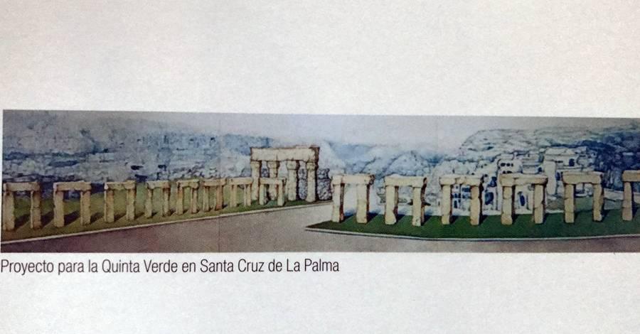 Proyecto de la Quinta Verde de Luis Morera. | DA
